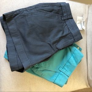 J. Crew shorts - 2 pair